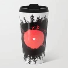 The vinyl of my life Metal Travel Mug