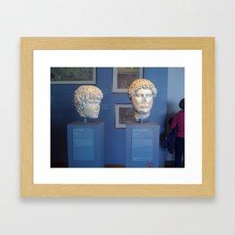 Test Print Framed Art Print