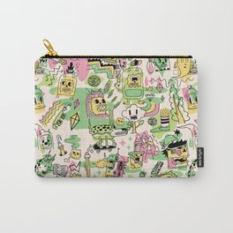 Memory Junk Carry-All Pouch
