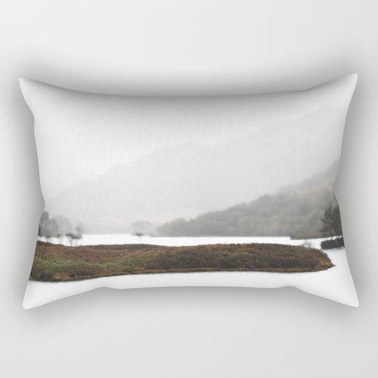 The pull of the land scene II Rectangular Pillow