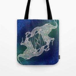 Tree Girl Series 7 Tote Bag