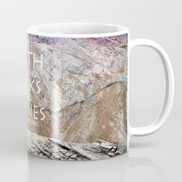 Earth, Rocks, Stones Coffee Mug