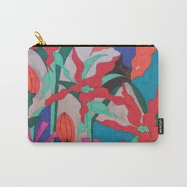 Bold Garden Night Party Carry-All Pouch