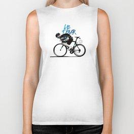 Le Tour + Froome Biker Tank