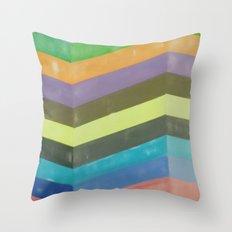 Arrowbow Throw Pillow