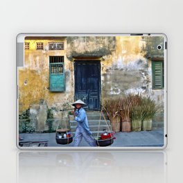 Vietnamese Street Sound Laptop & iPad Skin