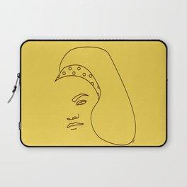 Eartha Kitt Laptop Sleeve