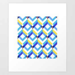 Iso Art Print