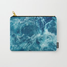 Ocean is shaking Carry-All Pouch
