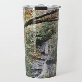 Tom Branch Falls Travel Mug