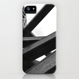 Sesc Pompeia | São Paulo | Brazil iPhone Case
