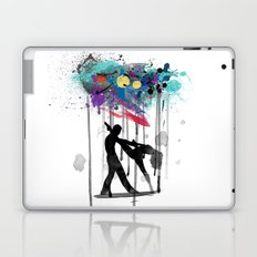 rain again  Laptop & iPad Skin