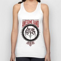 band Tank Tops featuring Amazing Band by Ethan Raney Jarma