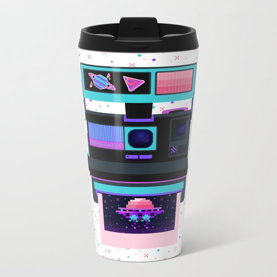 Instaproof Metal Travel Mug