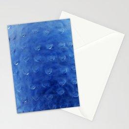 Lake Blue Scale Stationery Cards