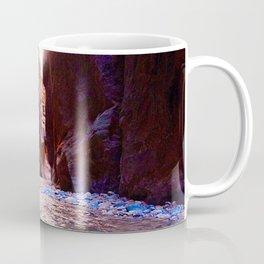 The Zion Narrows Coffee Mug
