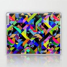 Aztec Geometric III Laptop & iPad Skin