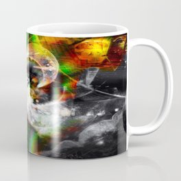 Dreaming...glitches Coffee Mug