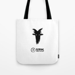 Chinese Zodiac - Year of the Goat Tote Bag