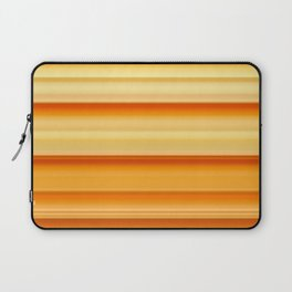 summer time striped pattern Laptop Sleeve