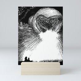 Sandworm Scream Mini Art Print