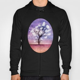 ATMOSPHERIC TREE - Pick me a cloud II Hoody