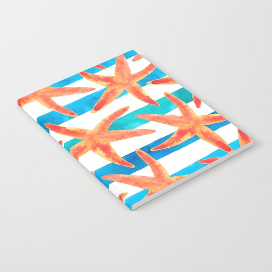 Starfish Tropics Notebook