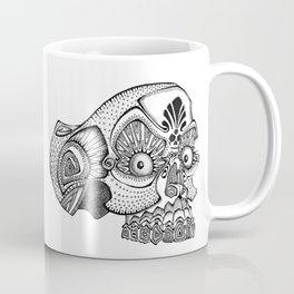 Morte the Skull Coffee Mug