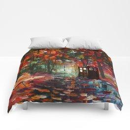Tardias at painting Comforters