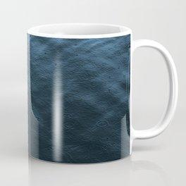 Leaf and Raindrops Coffee Mug