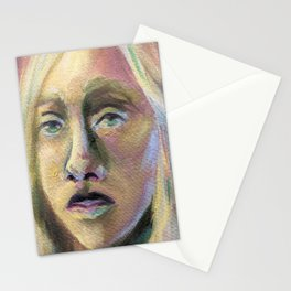 A Colorless Youth Stationery Cards