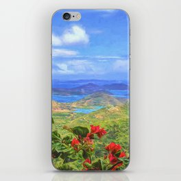 St. John Vista iPhone Skin