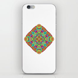Four Owls Mandala iPhone Skin