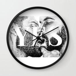 Yes - Nood Doods Wall Clock