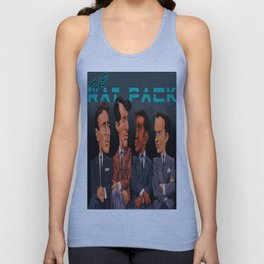 The Rat Pack Unisex Tank Top