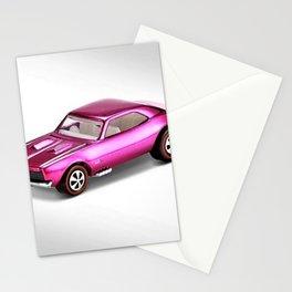 Hot Wheels RLC 427 SS Pink Pony Car 67 Redline Stationery Cards