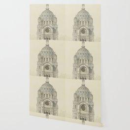 Church of St. Augustine Paris Wallpaper