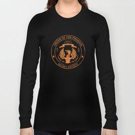 Order of the Phoenix - Official Secret Keeper Member Design Long Sleeve T-shirt