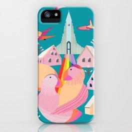 Iceland Pride iPhone Case