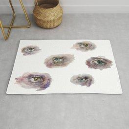 Eye Studies Rug