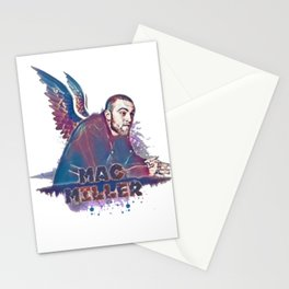 mac miller reaper Stationery Cards