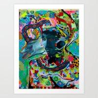 Gio Chamba Art Print