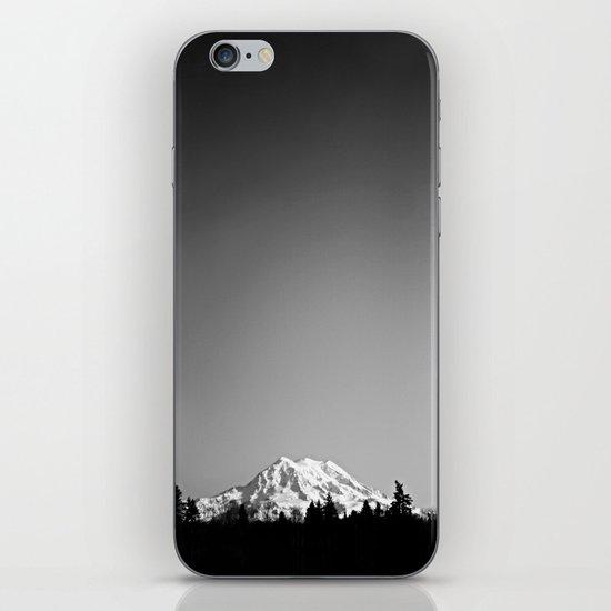 Mt. Rainier iPhone & iPod Skin