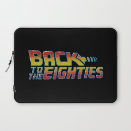 Back To The Eighties Laptop Sleeve