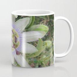 Passion Flower Blossom Coffee Mug