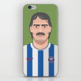 Roy McDonough - Colchester United Legends  iPhone Skin