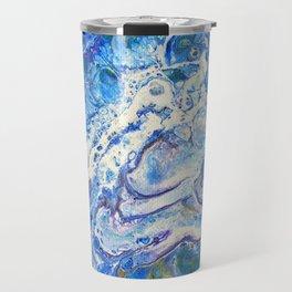 The Shallows Abstract Travel Mug