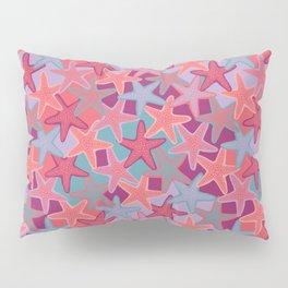 Summer Starfish Pillow Sham