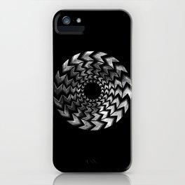 Lunar Illusion iPhone Case