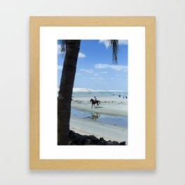 Jericoacoara Framed Art Print